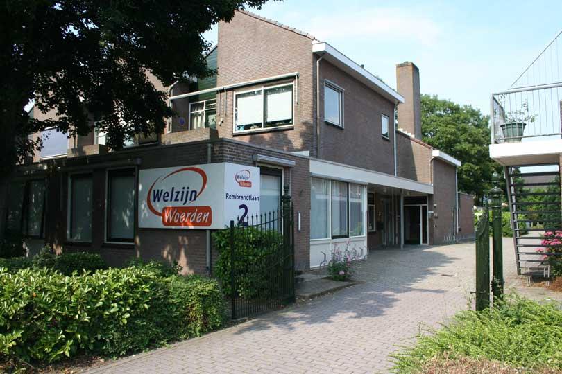 Welzijn Woerden, Rembrandtlaan 2