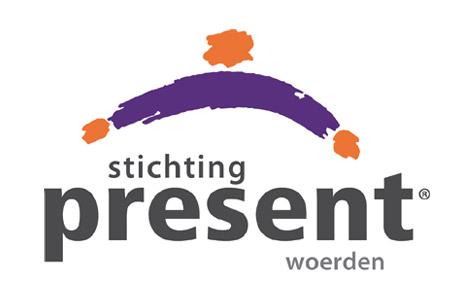 Stichting Present Woerden - logo