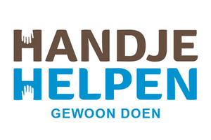 Handje helpen - logo