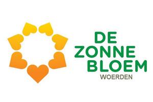 Zonnebloem afdeling Woerden - logo